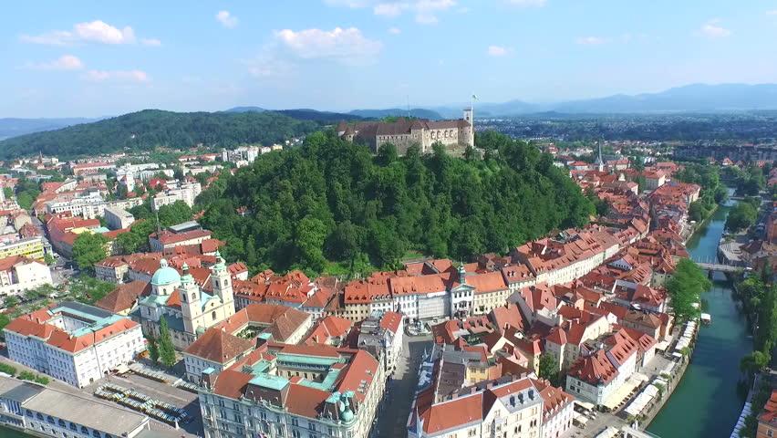 Razgled nad Ljubljano