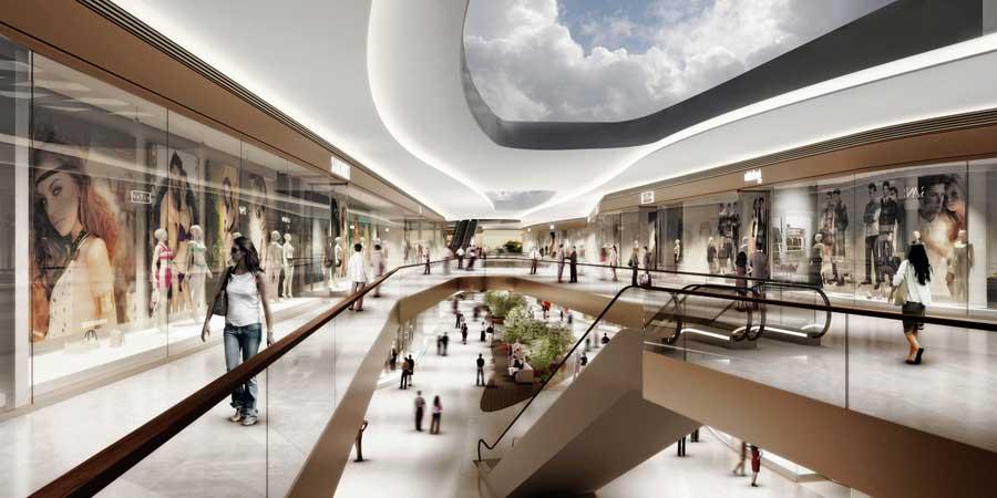 shoping-mall-ljubljana